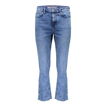 Jeans kick flare hight waist